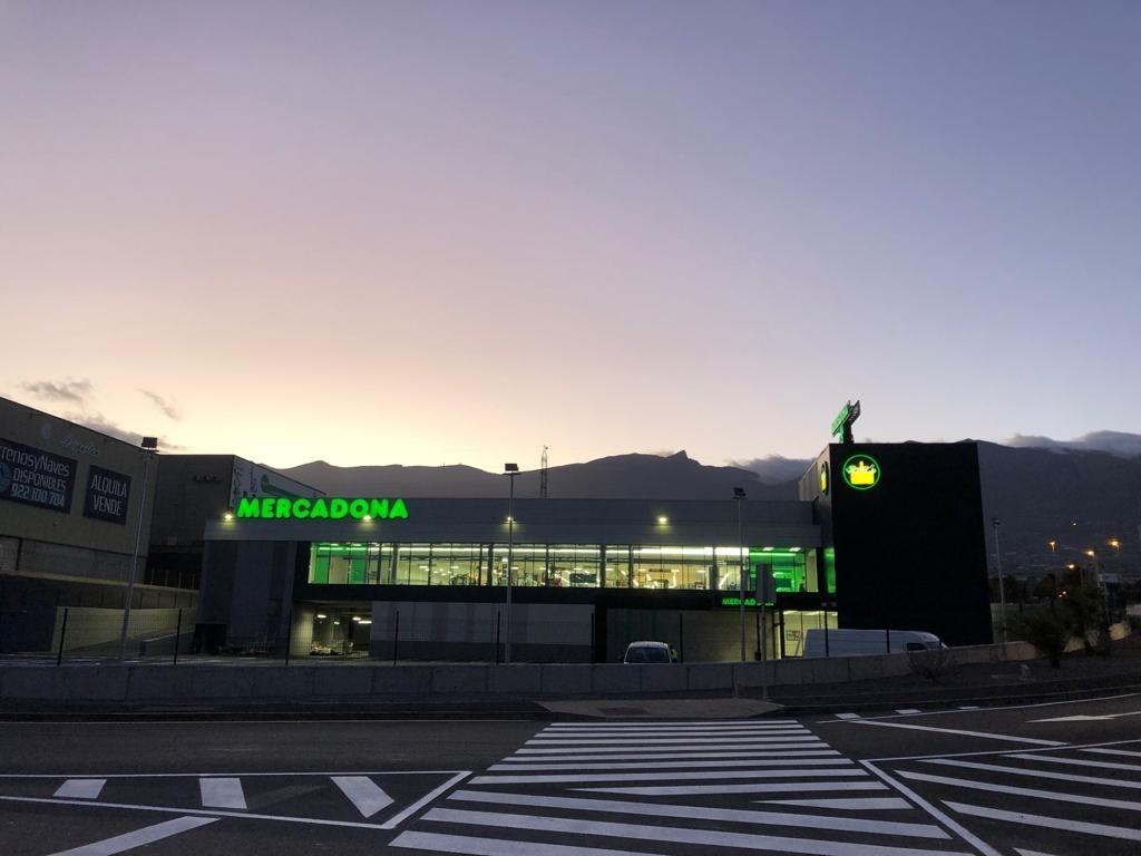 El nuevo Mercadona eficiente que se inaugura hoy en el Valle de Güímar y que dará que hablar | Canariasenred - Diario de Avisos