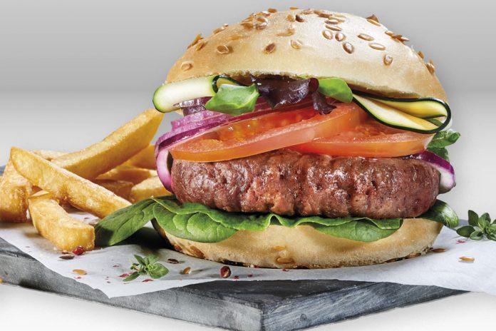Hamburguesa vegana Lidl