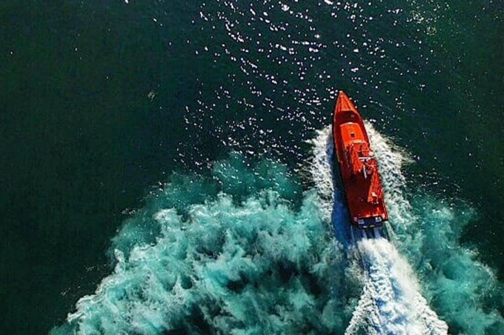 Salvamento Marítimo. CECOES