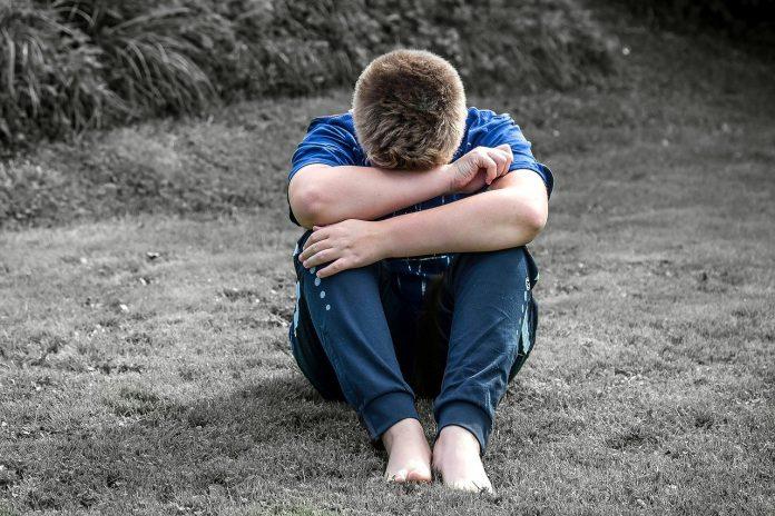 Imagen de archivo de un joven