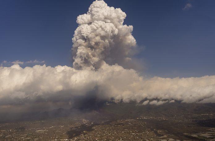 Erupción en La Palma, Emilio Morenatti