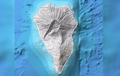 La Palma registra un terremoto de 4'2 grados a solo un kilómetro de profundidad