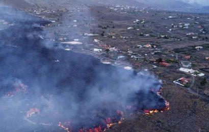 Así está la situación en La Palma cuatro días después del inicio de la erupción
