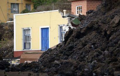 Denuncian robos en casas  deshabitadas de las personas evacuadas en La Palma