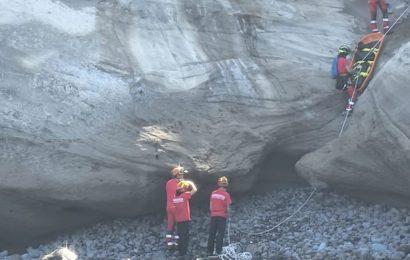 Encuentran el cadáver de una mujer en una conocida playa del sur de Tenerife