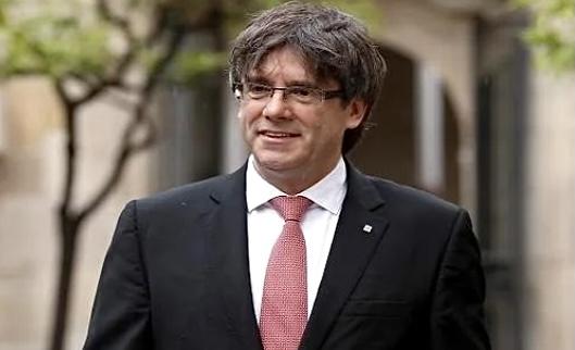 Carles Puigdemont es detenido en Cerdeña y será entregado a la justicia española