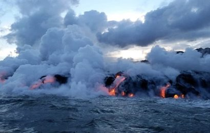 Los expertos advierten de los peligros de la lava cuando llegue al mar en La Palma