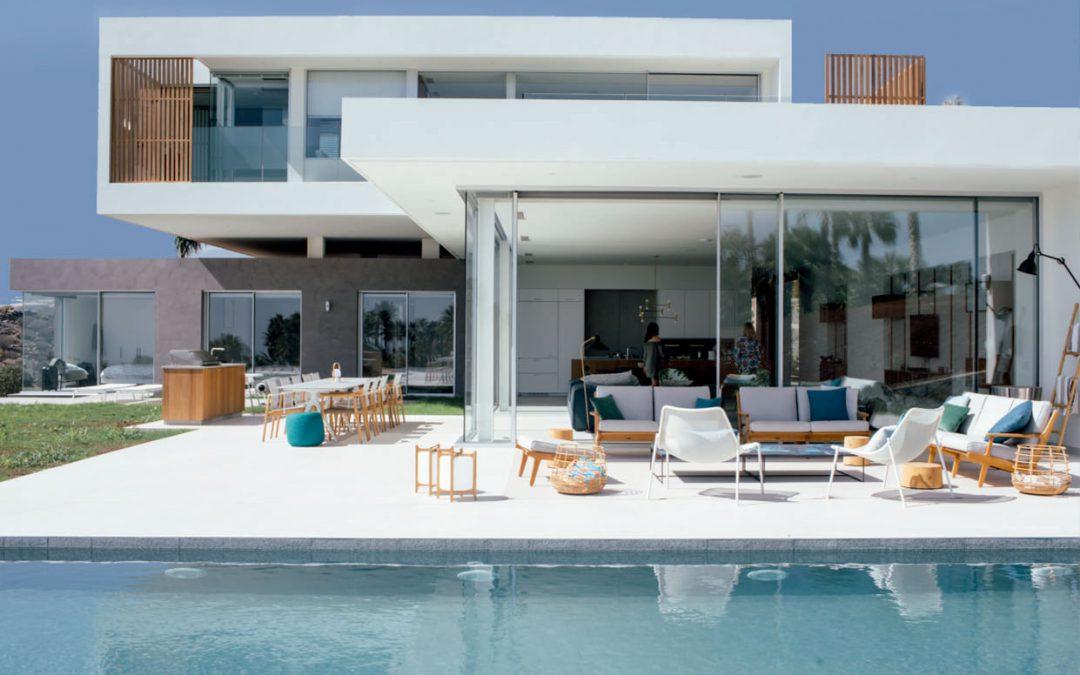 Interiorismo de lujo en Abama Resort
