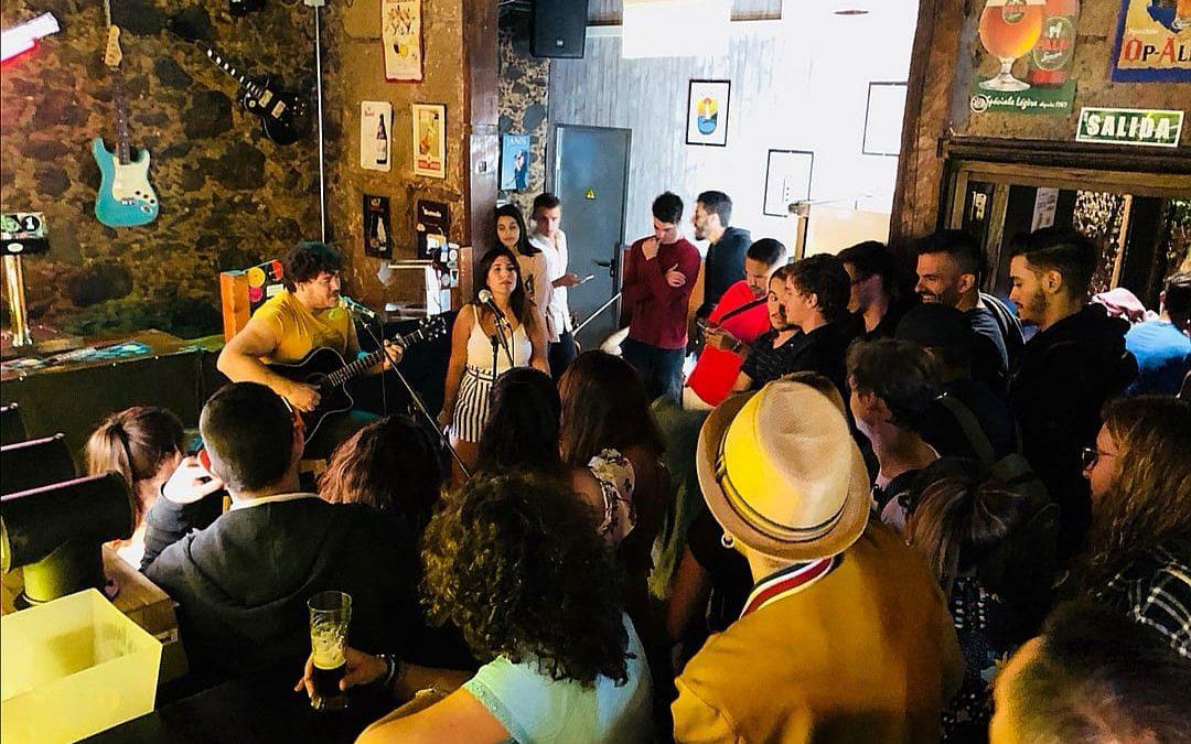 Los micros abiertos volverán a convertirse en uno de los mejores puntos de encuentro de los poetas canarios