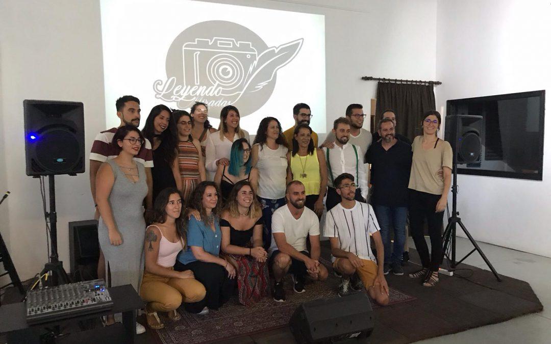 Poesía y fotografía se unen gracias al proyecto «Leyendo Miradas»