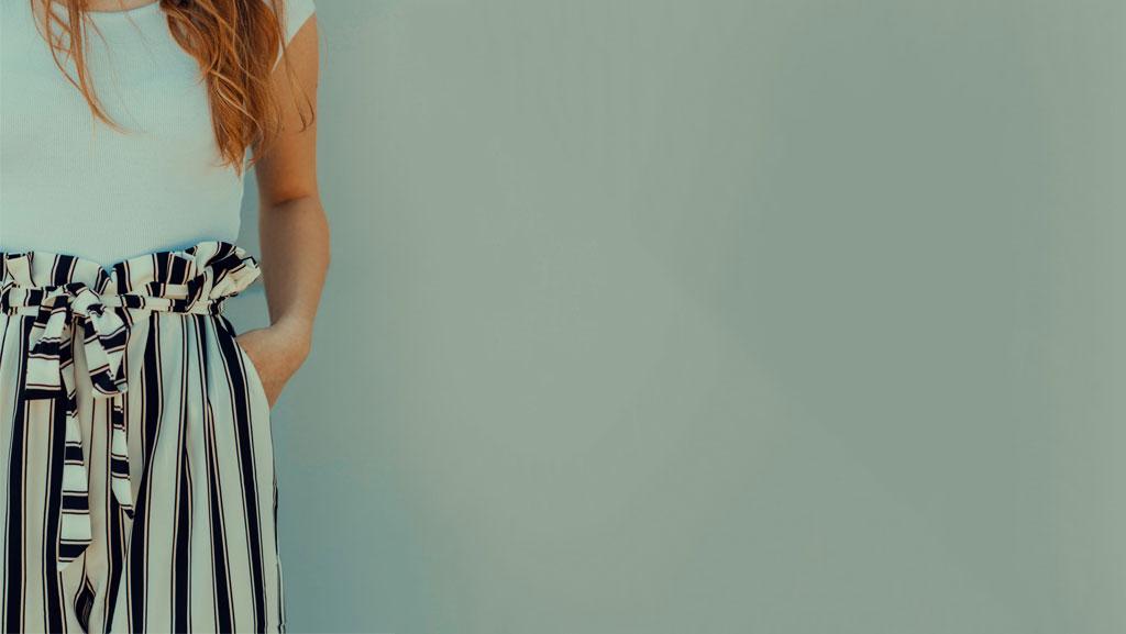 Paper-bag: los pantalones de este verano