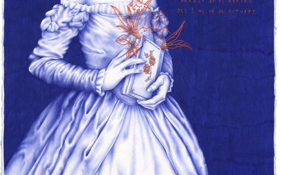 El cartel de la Feria del Libro de Madrid, un homenaje a las autoras obligadas a escribir bajo seudónimo