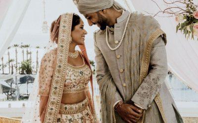 Espectacular boda hindú en el Gran Meliá Palacio de Isora
