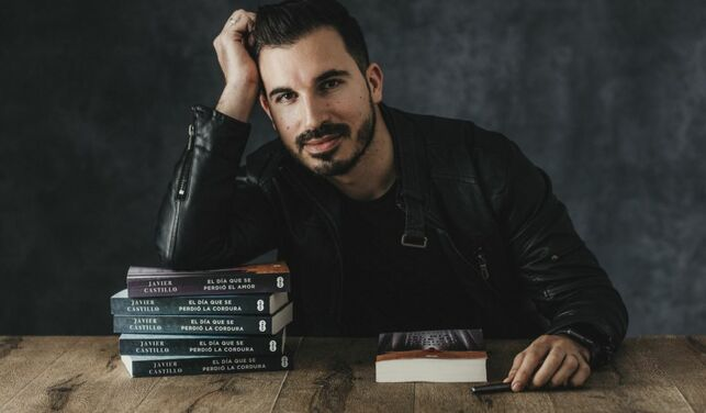 Javier Castillo: el autor que fue rechazado por editoriales y que hoy es uno de los escritores más leídos de España