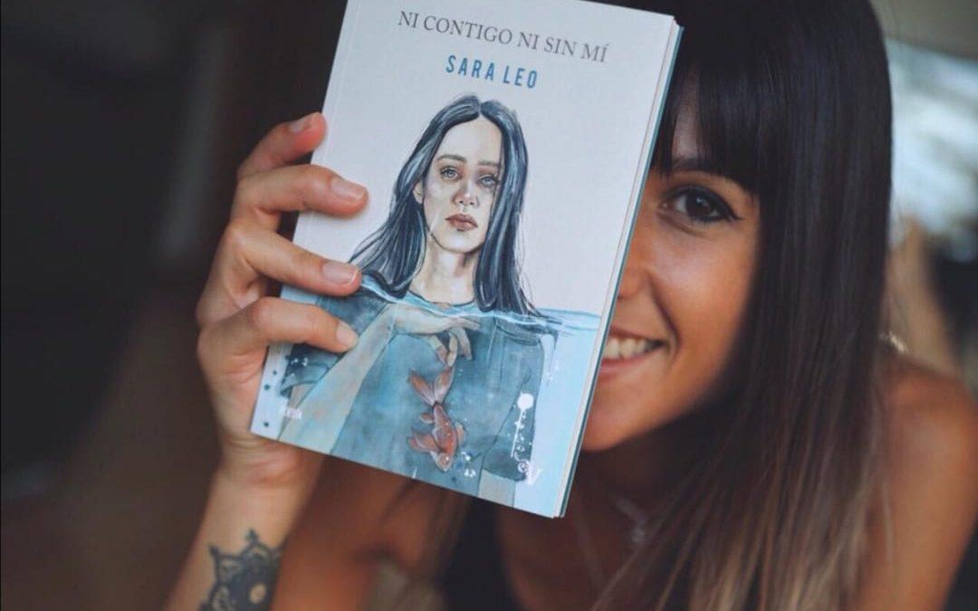 El nuevo libro de Sara Leo llegará a las librerías el próximo 29 de junio