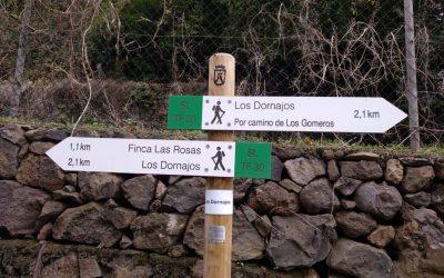 Camino de los Dornajos