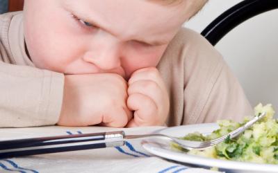 Algunos alimentos que detestábamos cuando éramos pequeños