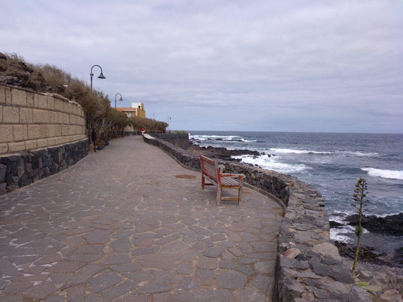 La Caleta, un rincón frente al mar del norte