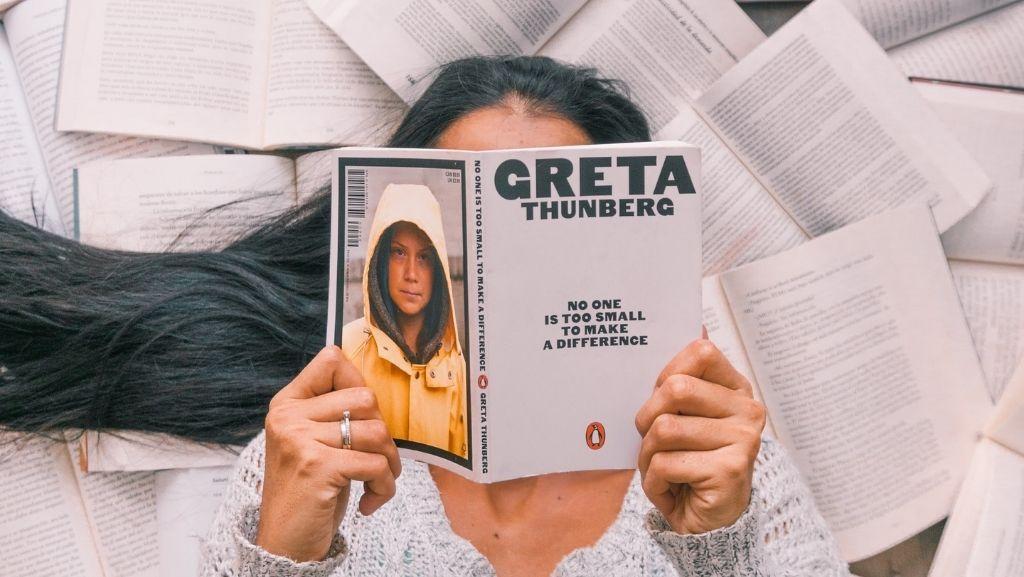 ¿Dónde está Greta?