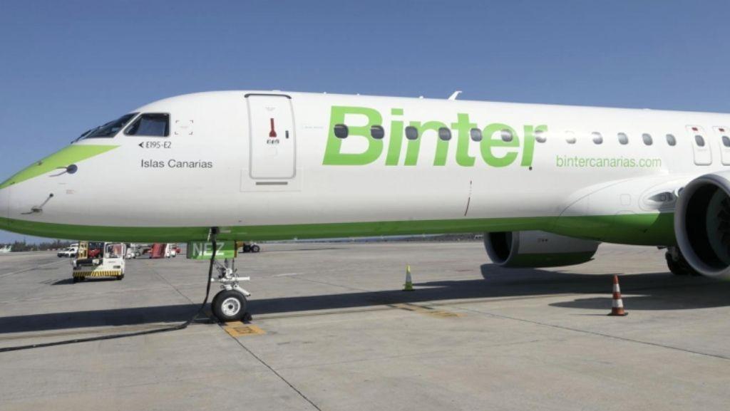 Binter amplía vuelos