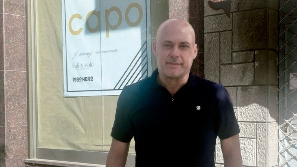 Capo inaugura boutique