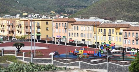 El mayor parque urbano de La Laguna