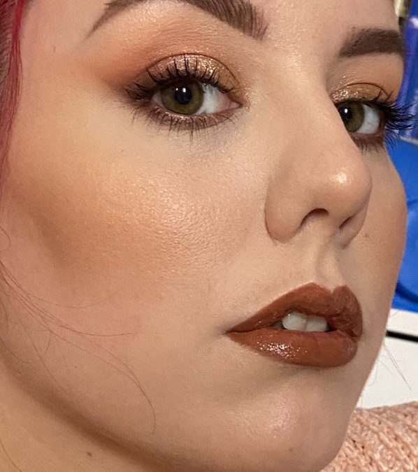 Mi maquillaje de hoy