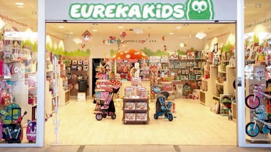 Campaña solidaria de Eurekakids