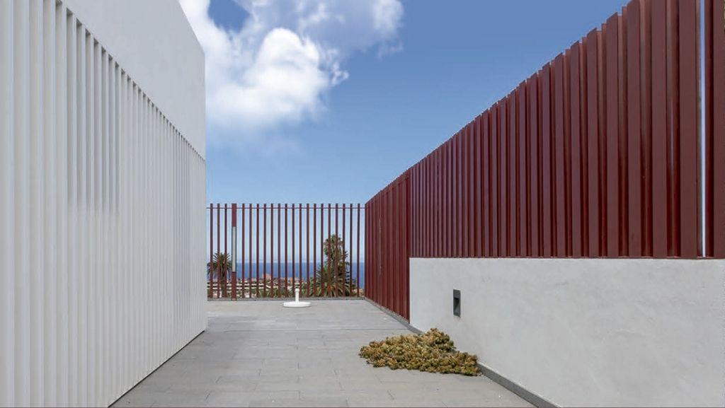 Una villa contemporánea en el Puerto de la Cruz