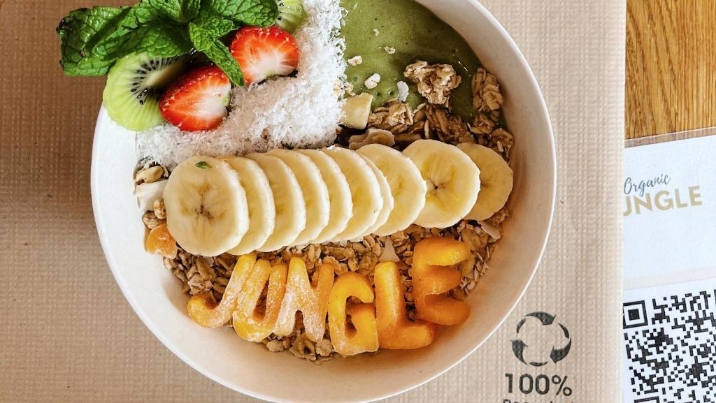 Organic Jungle