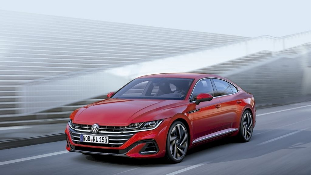 Nuevo Arteon de Volkswagen