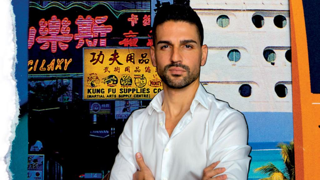 Jonay Díaz, il divo