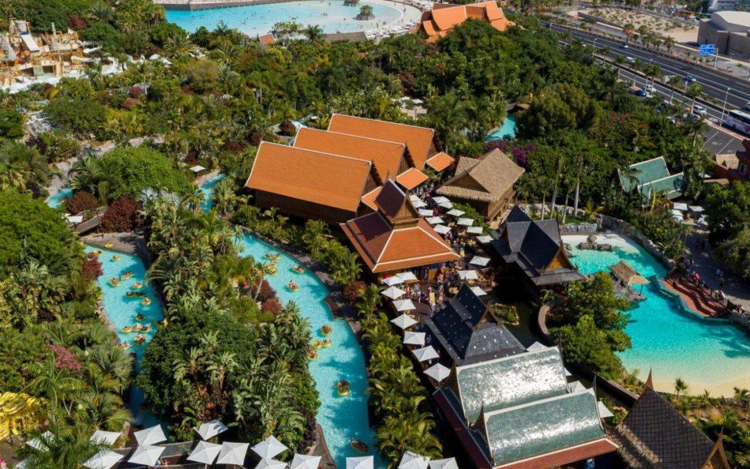 Siam Park reabrirá el 29 de mayo