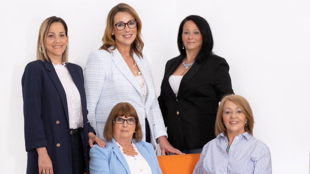 La Junta Directiva de la Federación de Lucha de Tenerife visibiliza el papel de la mujer