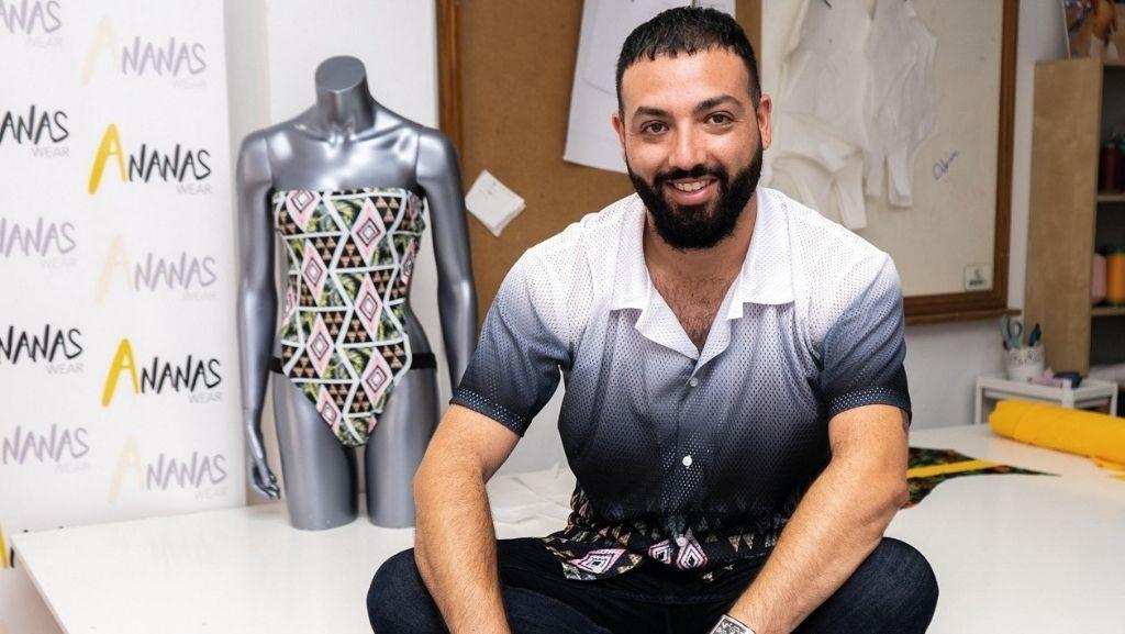Ananas Wear, la moda baño y sport del diseñador Javier Aguilar