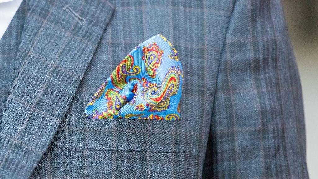 El pañuelo de bolsillo