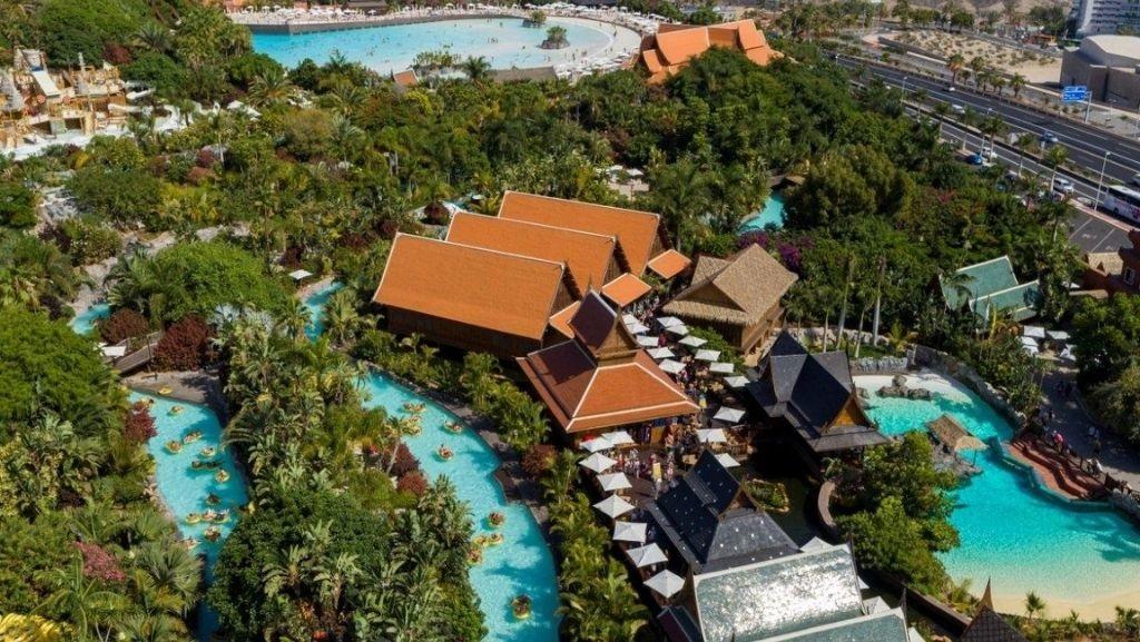 Siam Park, mejor parque acuático de Europa por décimo año consecutivo