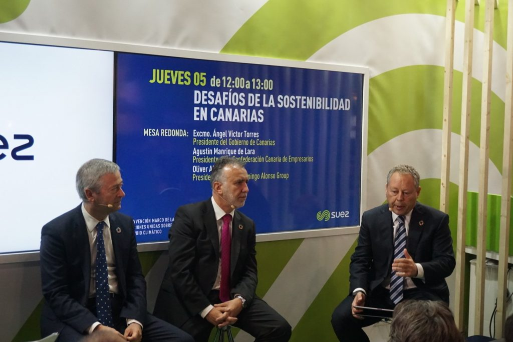 Hora Cero en la COP25 de Madrid