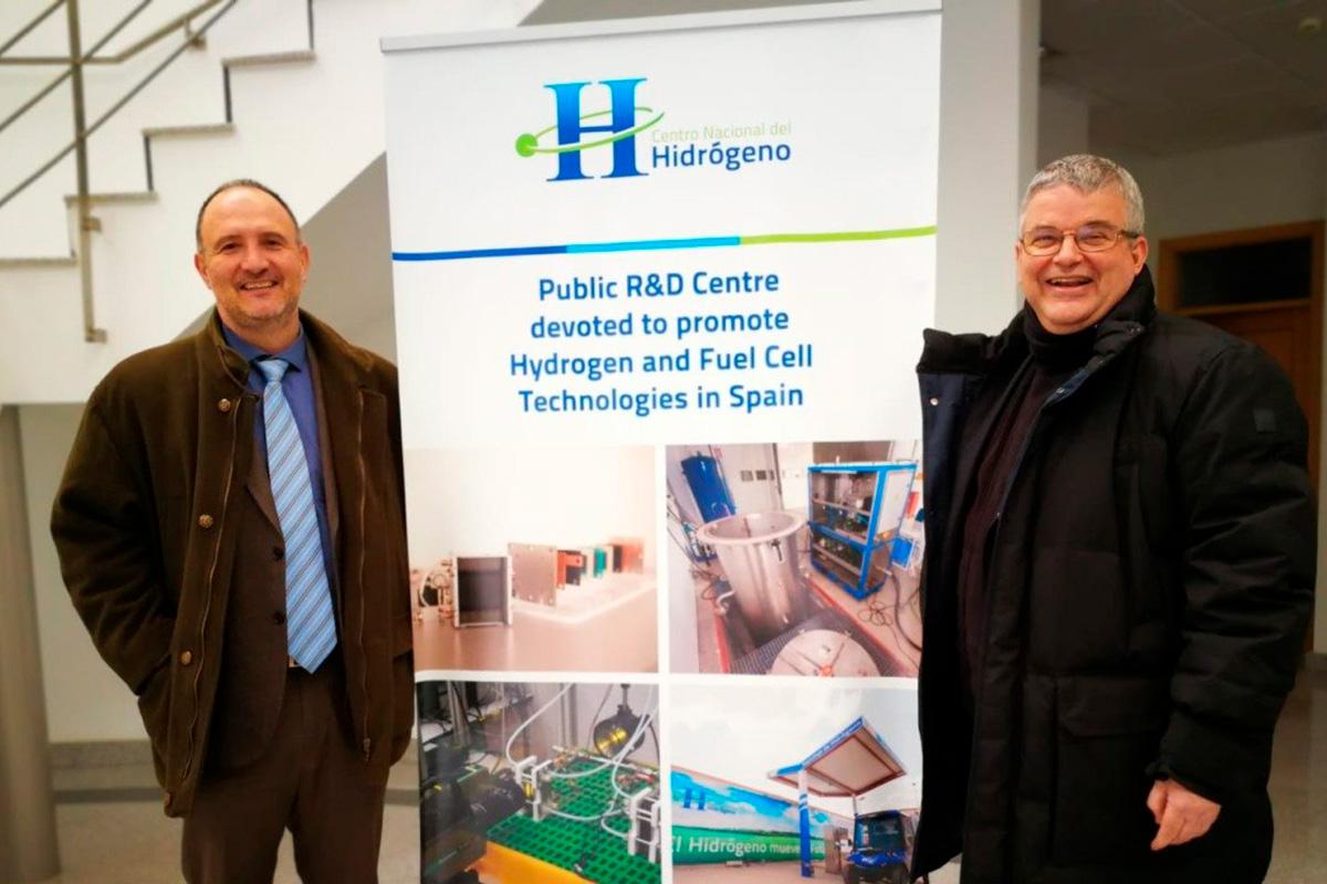 El Centro Nacional del Hidrógeno y PLOCAN colaboran para acelerar la transición energética en el ámbito oceánico