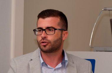 """Aridane González:  """"Canarias tiene que trabajar para disminuir su huella de carbono"""""""