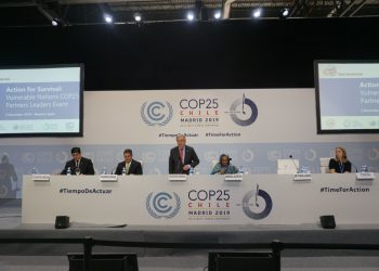 COP25: un compromiso global para acabar con el Cambio Climático