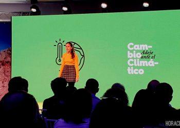 """Victoria Ballesteros: """"2020 será un año clave para emprender acciones;  en 2030 será demasiado tarde"""""""
