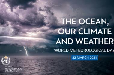El Día Meteorológico Mundial pone el acento en el océano, el clima y nuestro tiempo.