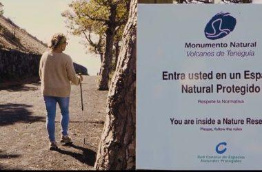 Presentada una serie documental sobre los espacios naturales de La Palma, para promover su conservación.