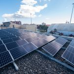 Inaugurado un parque fotovoltaico que abastecerá a Infecar de energía 100% limpia