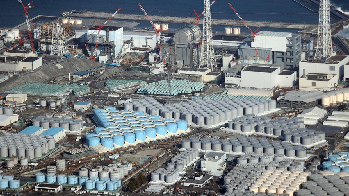 Japón aprueba verter el agua tratada de Fukushima al mar en 2023