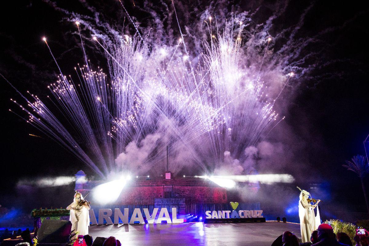 Momentos de la Gala Inaugural del Carnaval 2018 de Santa Cruz de Tenerife | Foto: Andrés Gutiérrez