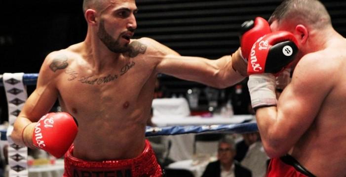 Artem Haroyan arranca el año con una victoria ante una 'Rocka'