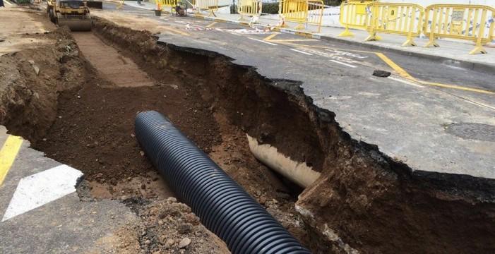 La obra de reforma de la Avenida de Canarias se iniciará la próxima semana y durará 10 meses