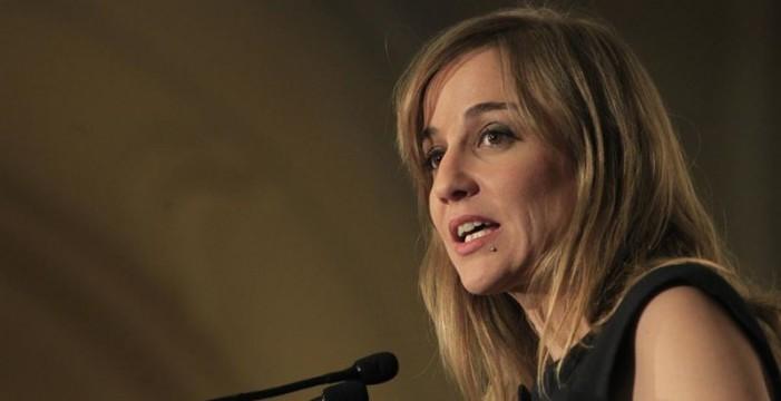 """La entrevista imaginaria: Tania Sánchez """"Me estoy pensando ser el ama de llaves  del chalé"""""""